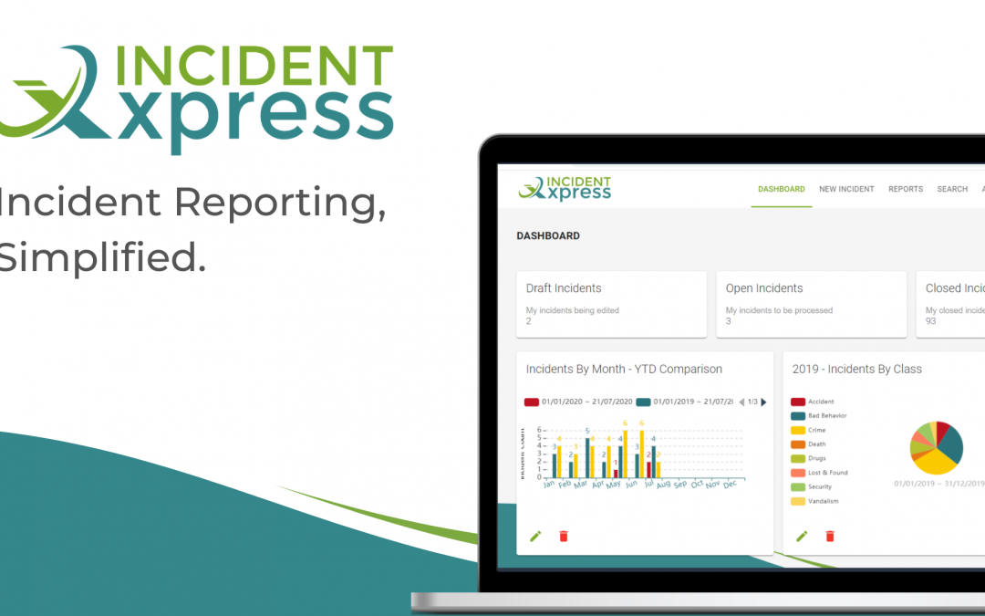 A New Year – A New Incident Reporting Software Solution for the Physical Security Market